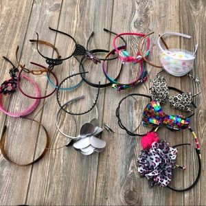 Headband lot